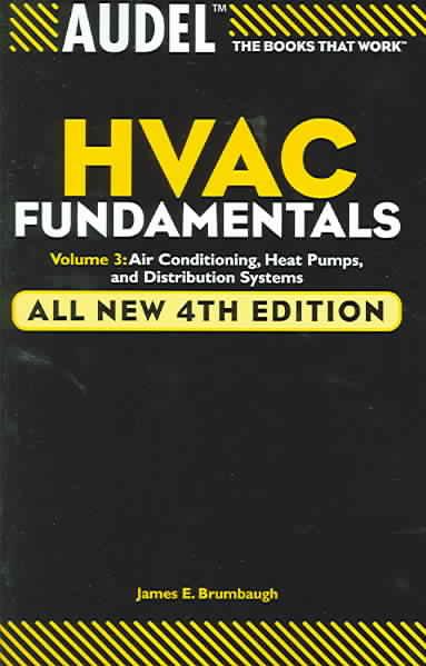 HVAC FUNDAMENTALS By Brumbaugh, James E.